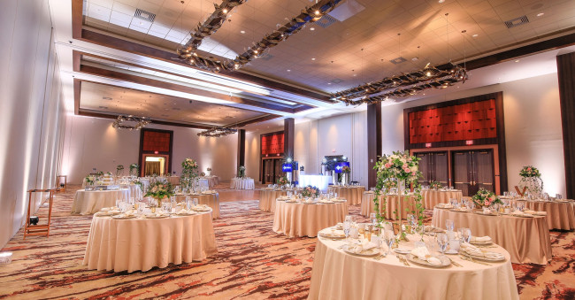 Mount Airy Casino Resort hosts New Year's Eve party in new event center/ballroom in Mt. Pocono