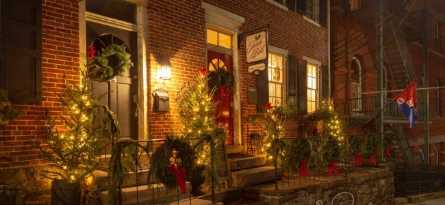 Picturesque Jim Thorpe hosts annual Olde Time Christmas festivities Dec. 6-22