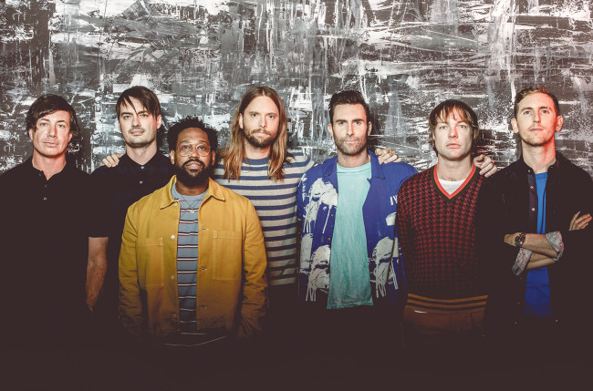 Multi-platinum hitmakers Maroon 5 return to Hersheypark Stadium with Meghan Trainor on Sept. 5