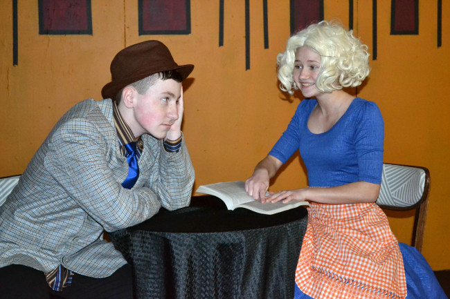 Kids become 'Guys and Dolls' at Act Out Theatre in Dunmore Jan. 31-Feb. 2