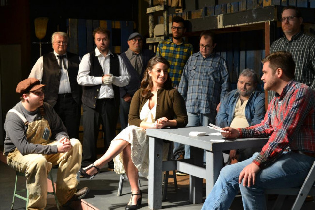 Act Out Theatre in Dunmore presents Steinbeck classic 'Of Mice and Men' Jan. 10-12