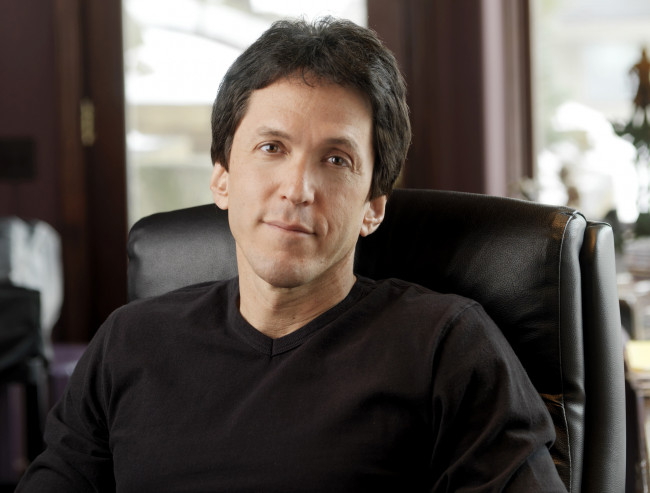 Bestselling author Mitch Albom speaks and signs books at Theater at North in Scranton on Nov. 12