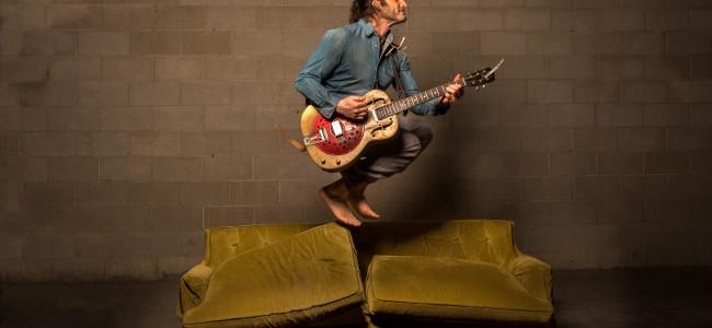 'Get Folked' by Boston singer/songwriter Adam Ezra in Wilkes-Barre on Jan. 26