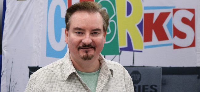 'Clerks' star Brian O'Halloran serves as a celebrity bartender at Food & Fire in Moosic on Jan. 30