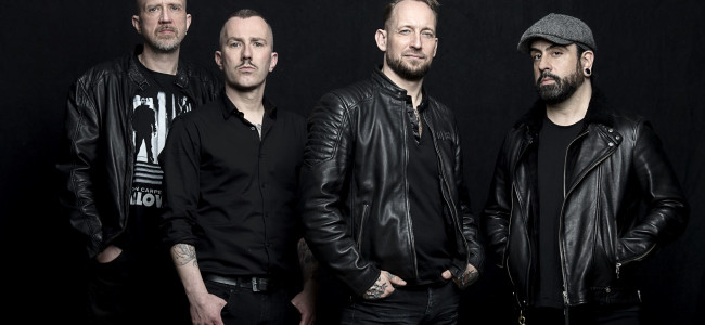 Danish rockers Volbeat perform with Gojira at Giant Center in Hershey on May 2