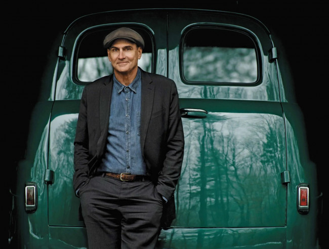 Rock and Roll Hall of Famers James Taylor and Jackson Browne perform at Giant Center in Hershey on June 18