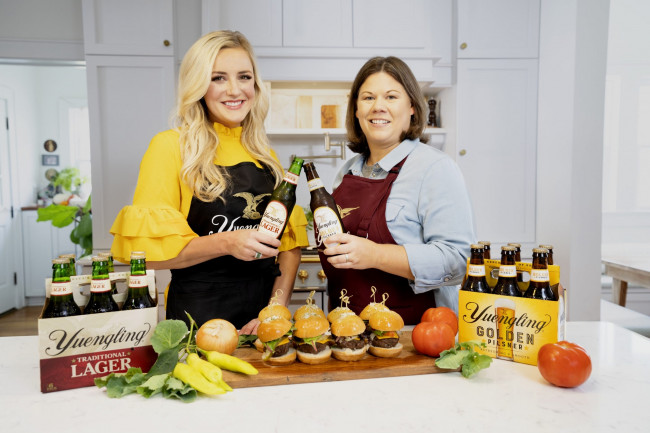 Yuengling and 'Top Chef' winner Kelsey Barnard Clark create food and beer recipes in new partnership