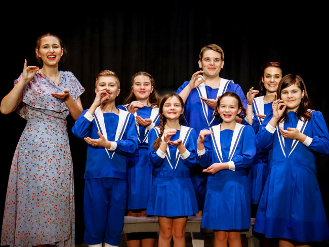 Music Box Dinner Playhouse is alive with 'The Sound of Music' in Swoyersville Jan. 25-Feb. 16