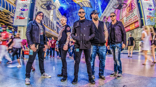 Rock band Saving Abel returns to Stage West in Scranton on Feb. 19