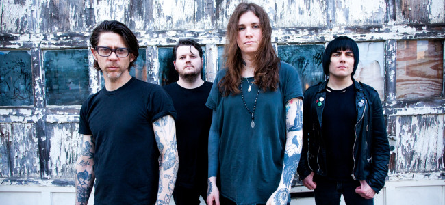 Against Me! and Baroness co-headline punk/metal show at Sherman Theater in Stroudsburg on May 30