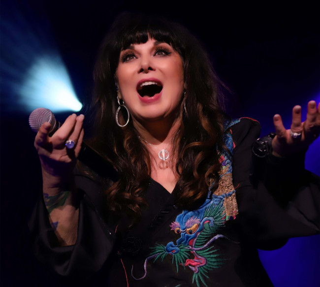 Ann Wilson of Heart sings solo at F.M. Kirby Center in Wilkes-Barre on May 13