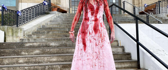'Carrie: The Musical' takes bloody revenge on University of Scranton Players Feb. 28-March 8