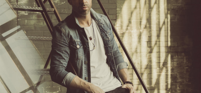 Chart-topping rocker Chris Daughtry brings his acoustic trio to Penn's Peak in Jim Thorpe on May 3
