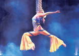 Cirque Diabolo acrobats and aerialists swing into F.M. Kirby Center in Wilkes-Barre on Feb. 29