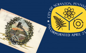 City of Scranton is looking for local artists to redesign its flag before March 20, 2020