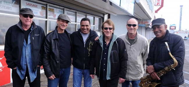 John Cafferty and the Beaver Brown Band cruises into Penn's Peak in Jim Thorpe on June 13