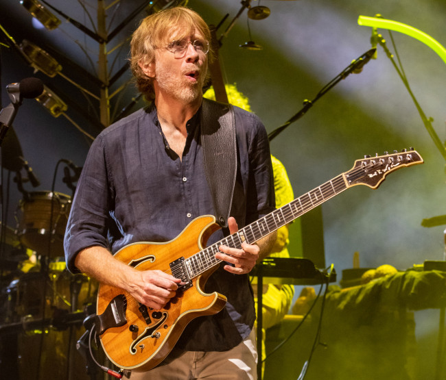 Mountain Jam announces 2020 lineup at Bethel Woods with Trey Anastasio, Gov't Mule, Brandi Carlile, and more