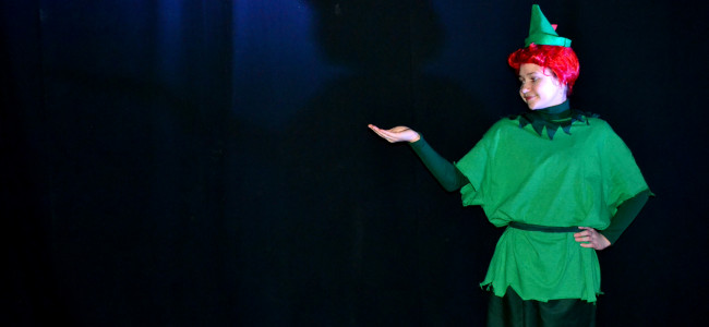 Youthful 'Peter Pan' musical flies into Act Out Theatre in Dunmore March 6-15