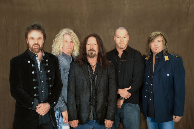 Multi-platinum Southern rock band 38 Special is back at Penn's Peak in Jim Thorpe on Oct. 9