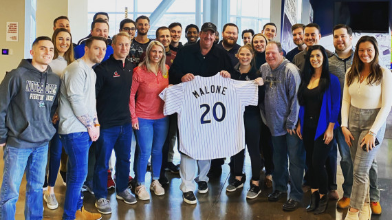 'The Office Night' with Brian Baumgartner among Scranton/Wilkes-Barre RailRiders 2020 theme nights