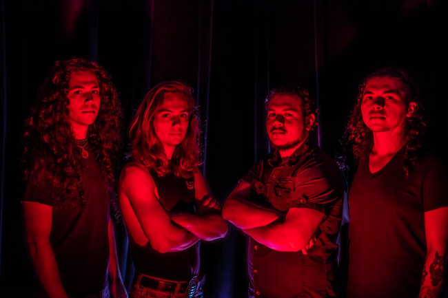 Young Michigan thrash band Tyrant headlines metal show at Karl Hall in Wilkes-Barre on March 12