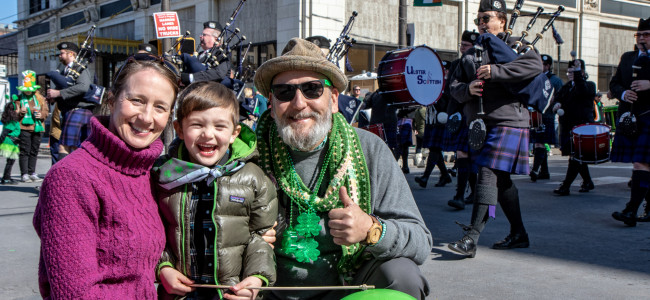 PHOTOS: Scranton St. Patrick's Parade and party at The Bog, 03/09/19