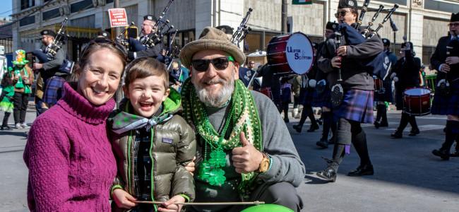 PHOTOS: Scranton St. Patrick's Parade and party at The Bog, 03/09/19