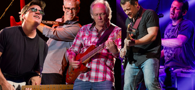 Australian classic rockers Little River Band play with orchestra at Penn's Peak in Jim Thorpe on Oct. 16