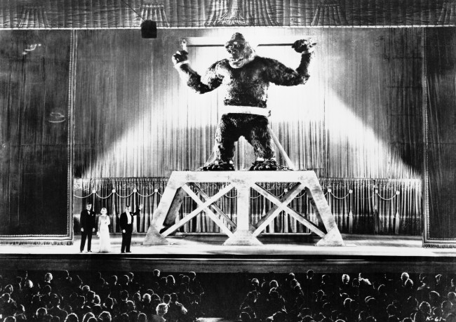 Original 'King Kong' screens in NEPA movie theaters for first time in 64 years on March 15