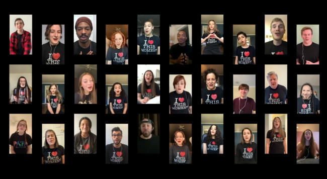 VIDEO: NEPA nonprofit PATAsphere shares song of love and positivity while in coronavirus quarantine