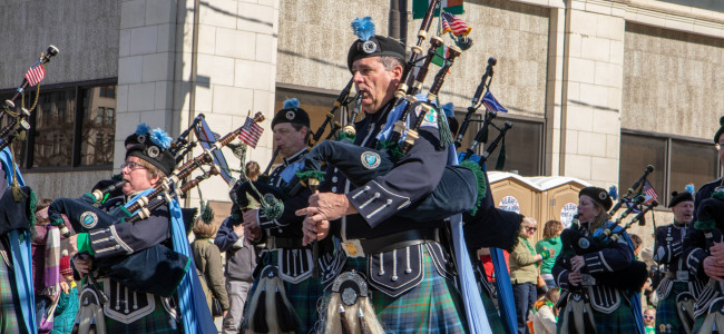 Scranton and Wilkes-Barre St. Patrick's Day parades postponed until September