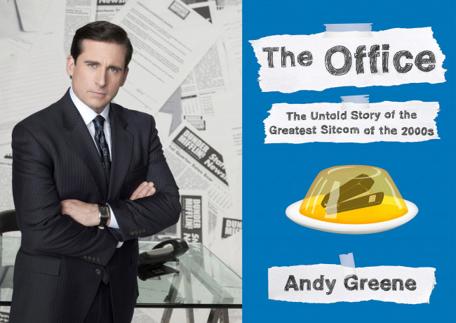 New book about 'The Office' tells 'Untold Story of the Greatest Sitcom of the 2000s'