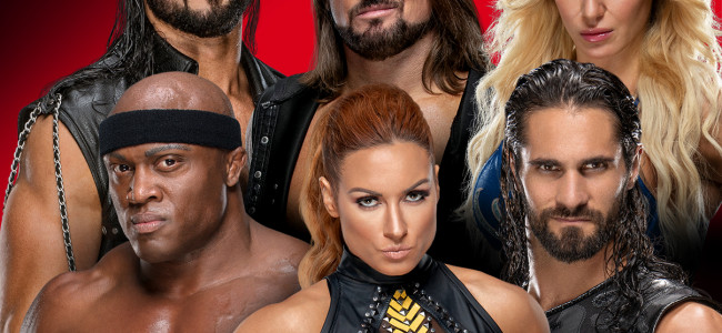 'WWE Raw' is back and filming live at Mohegan Sun Arena in Wilkes-Barre on May 11