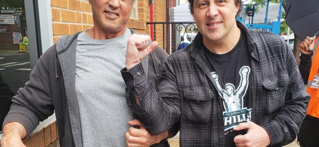 Sylvester Stallone endorses documentary on Scranton Rocky impersonator now trending on Amazon Prime