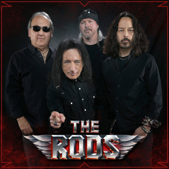 Classic heavy metal band The Rods announce new lineup and album with Scranton and Carbondale musicians