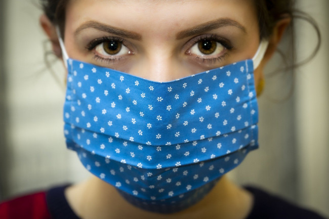 Lackawanna Historical Society shares student photojournalism documenting pandemic on Feb. 14