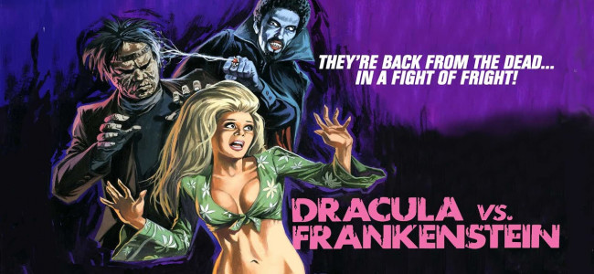 Circle Drive-In Theatre in Dickson City hosts B-movie roadshow of 'Dracula vs. Frankenstein' on May 26