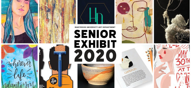 Marywood University in Scranton presents 2020 Senior Art Exhibits online