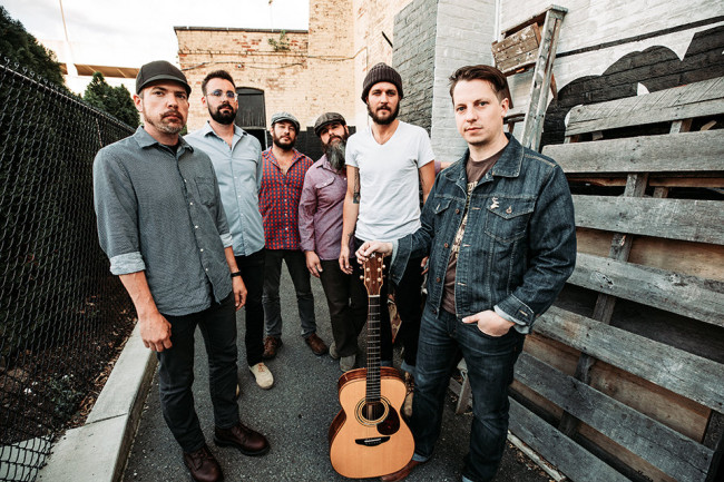 NEPA jamgrass band Cabinet releases first new single since 2017 hiatus, 'Silver Sun'