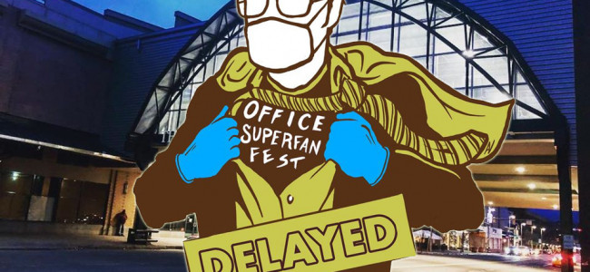 The Office Super Fan Festival at Marketplace at Steamtown in Scranton postponed, new date TBA
