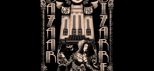 Bazaar of the Bizarre gathers horror, punk, and tattoo culture at Kirby Center in Wilkes-Barre on Oct. 18