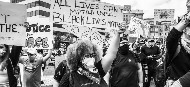 PHOTOS: Black Lives Matter protest on Public Square in Wilkes-Barre, 06/03/20