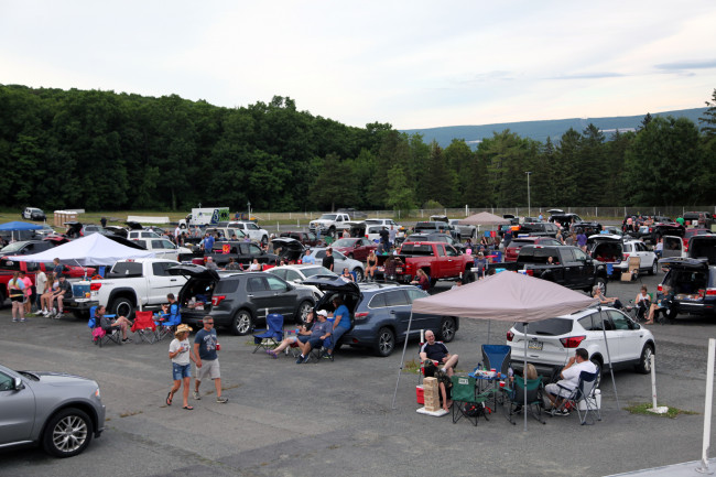 Mohegan Sun Arena in Wilkes-Barre will allow tailgating at new outdoor parking lot events