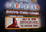 Mohegan Sun Arena in Wilkes-Barre hosts live drive-in show with comedian Jim Gaffigan on July 18