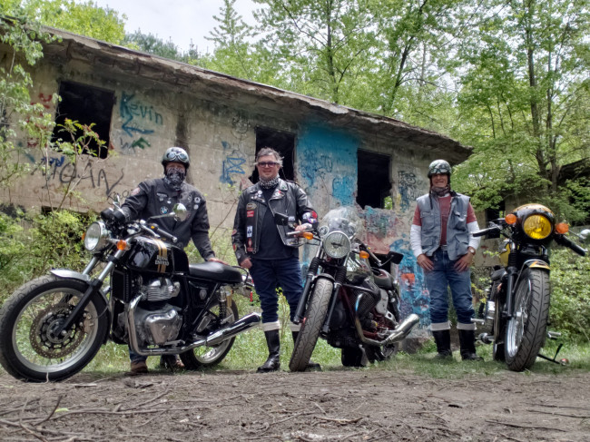 NEPA Rockers Roll brings bikes and live ska music to Litzy's Lounge in Avoca on July 25