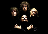 Tribute band Almost Queen plays in parking lot of Mohegan Sun Arena in Wilkes-Barre on July 17