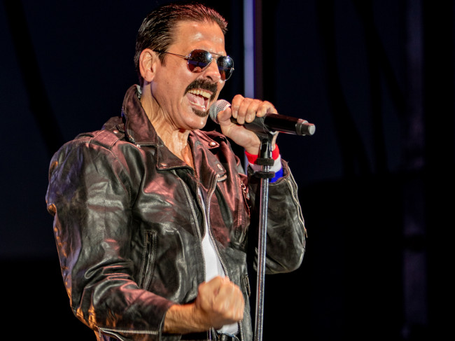 PHOTOS: Almost Queen and Philadelphia Freedom at Mohegan Sun Arena in Wilkes-Barre, 07/17/20