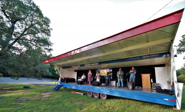 Free Sunday concerts return to Nay Aug Park in Scranton through Sept. 12