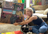 Scranton artist Miranda Pikul reinvents art show for COVID-19 at Wonderstone Gallery in Dunmore on Aug. 8