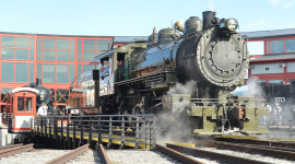 Steamtown National Historic Site and Electric City Trolley Museum in Scranton reopen on July 8